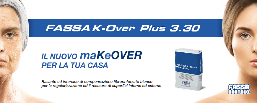 FASSA K-OVER PLUS 3.30